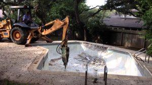 Pool Demolition Nashville